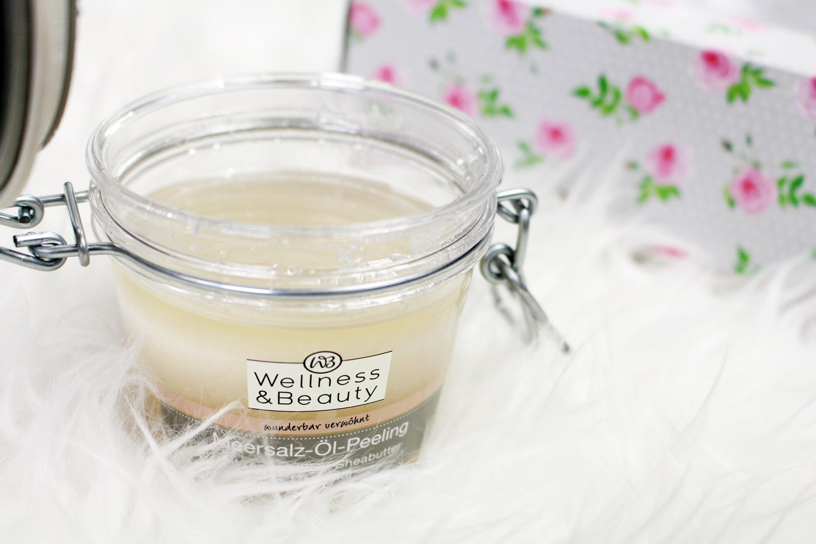 Wellness & Beauty, peeling do ciała, masło shea i olejek migdałowy