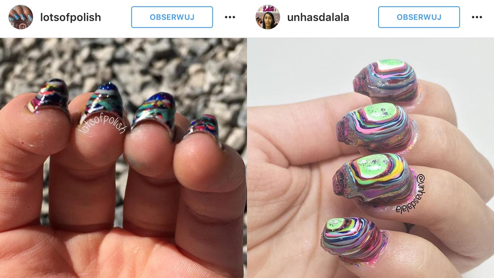 PolishMountain nails