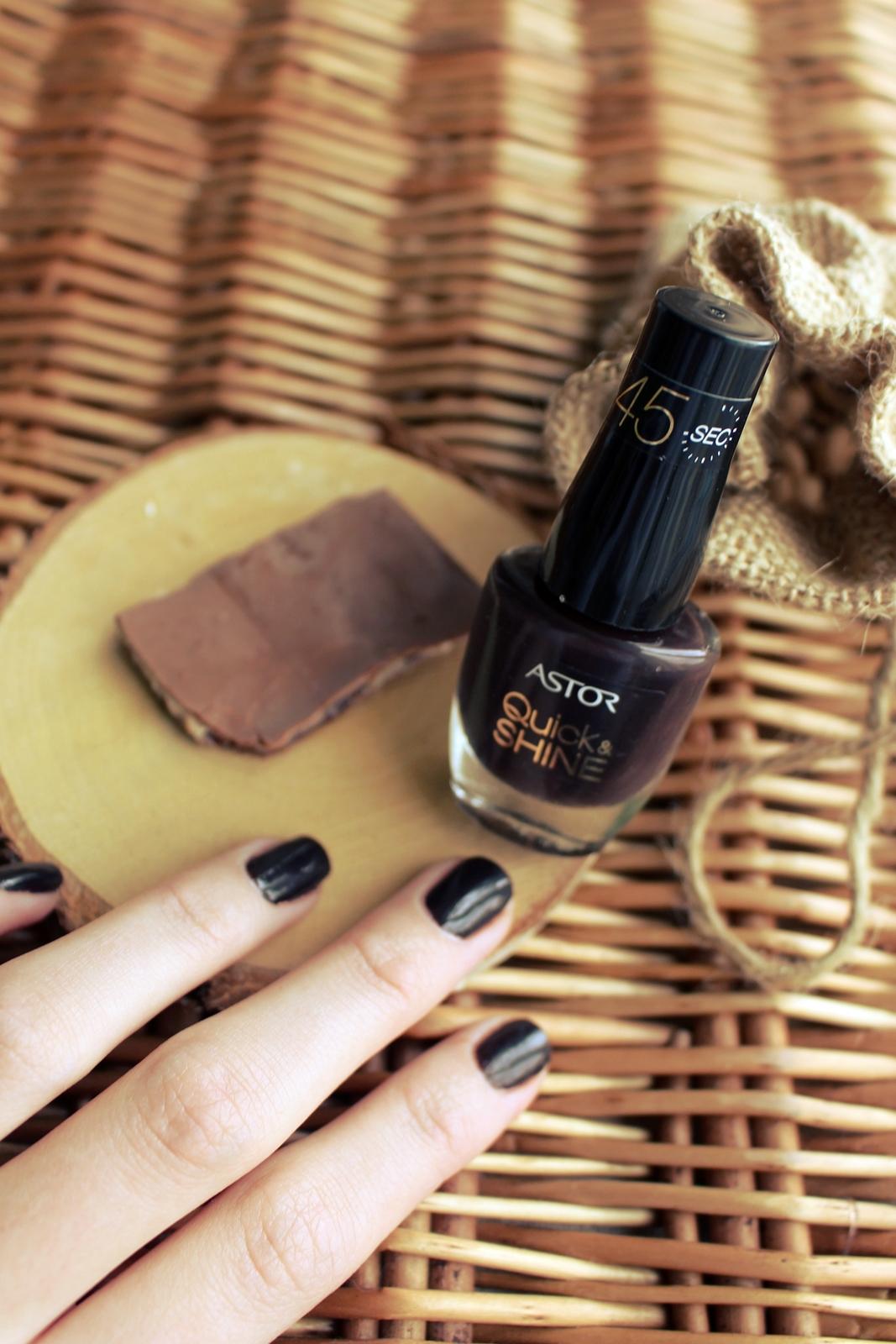 Astor Quick & Shine, 616 Dark Chocolate