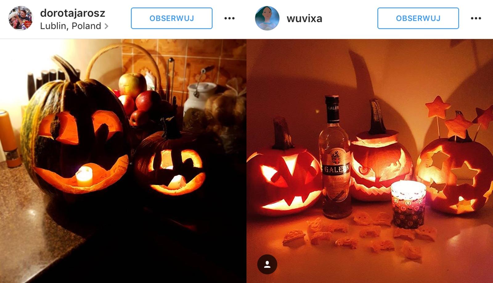 Halloween w Polsce