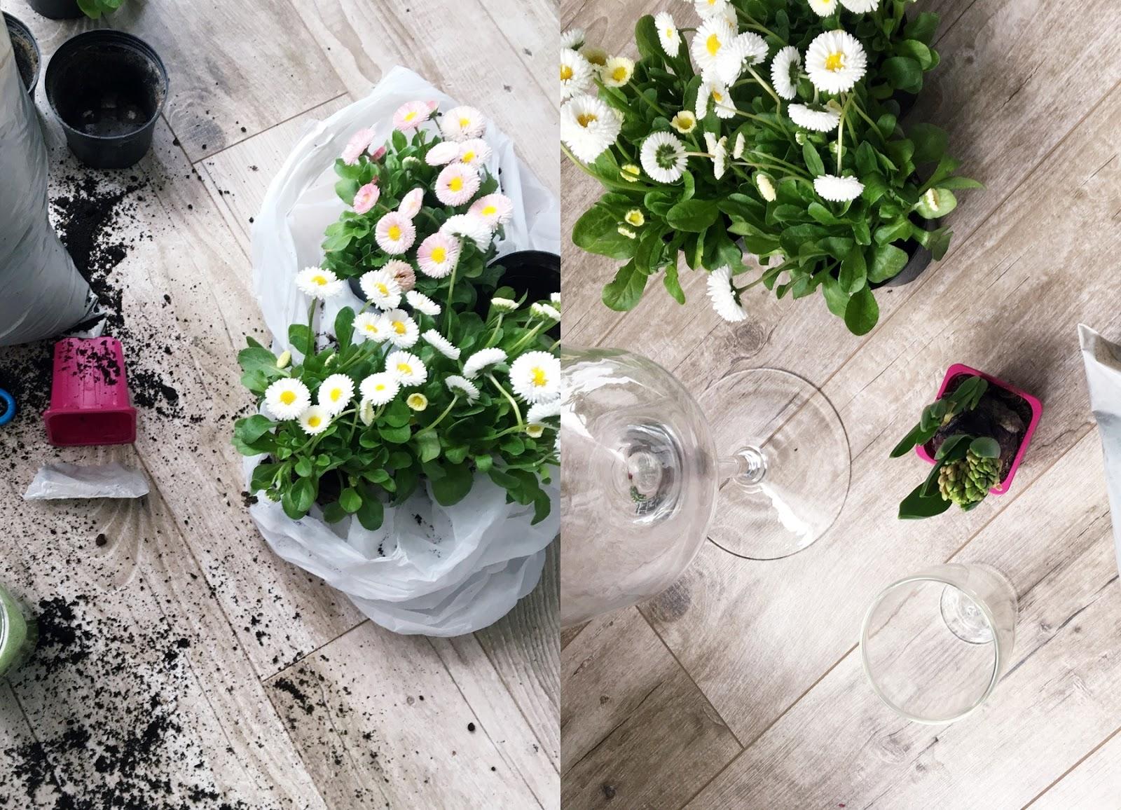dekoracje wiosenne jak zrobić