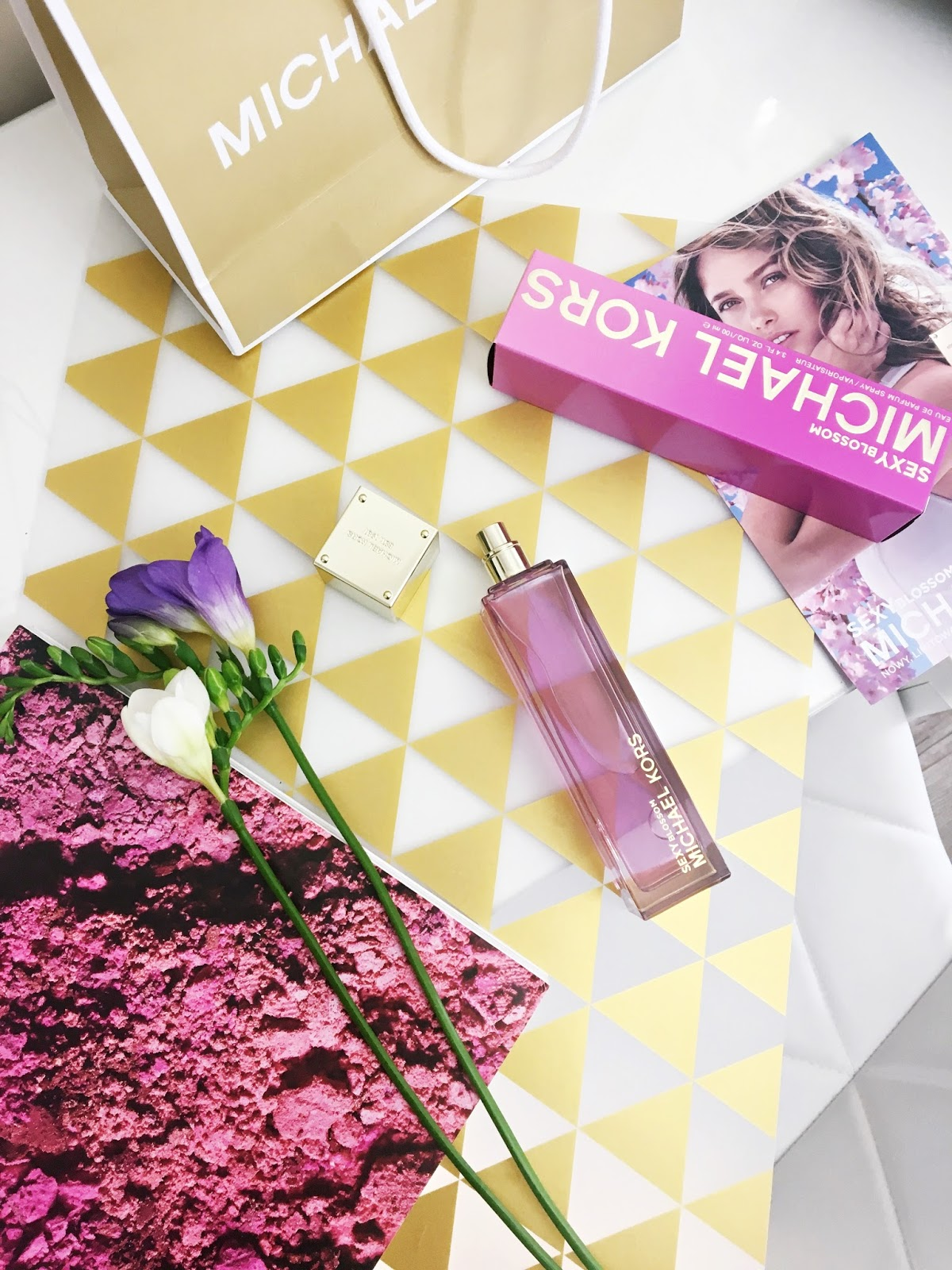 woda perfumowana Michael Kors Sexy Blossom