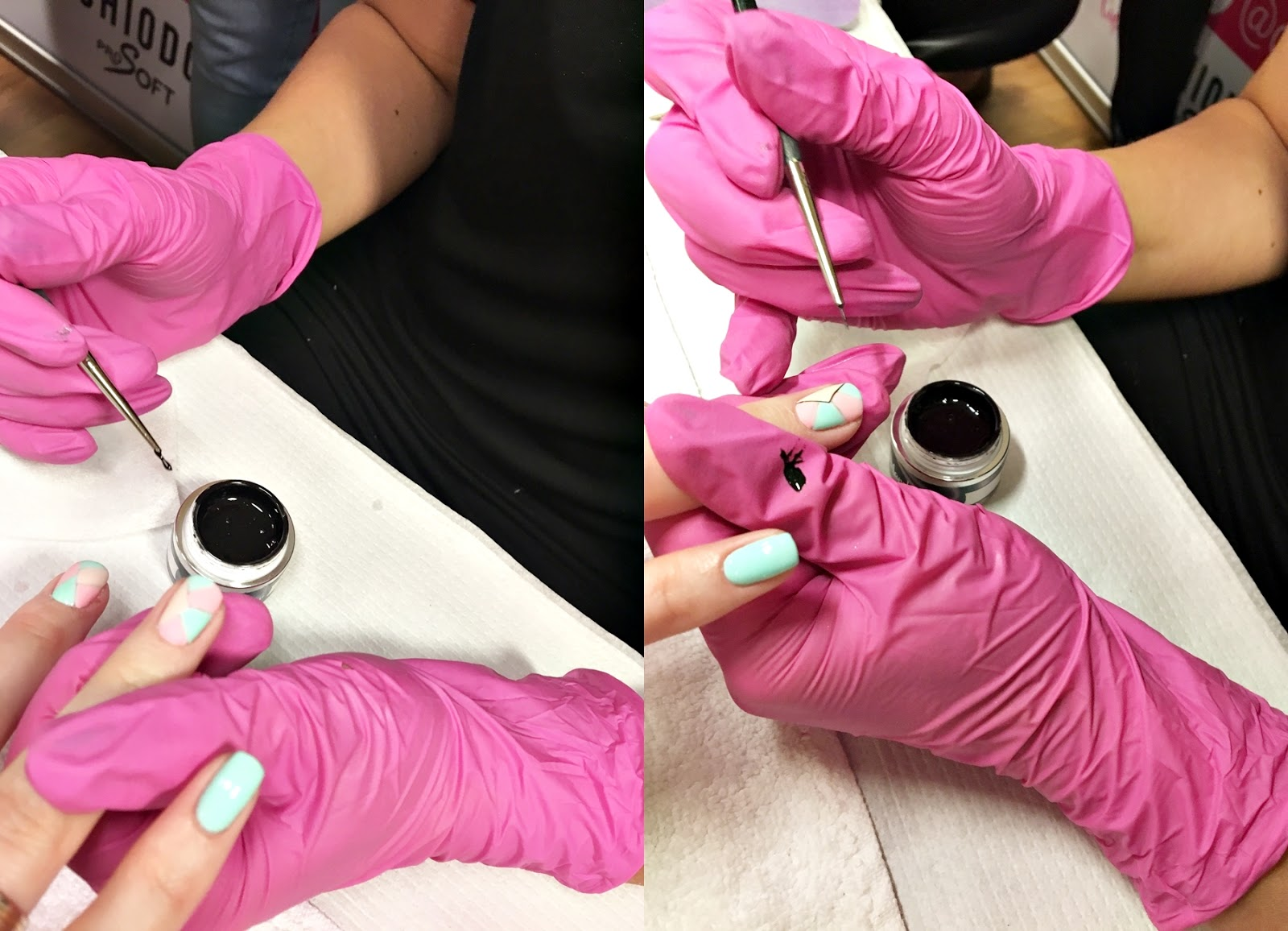 zdobienie paznokci krok po kroku
