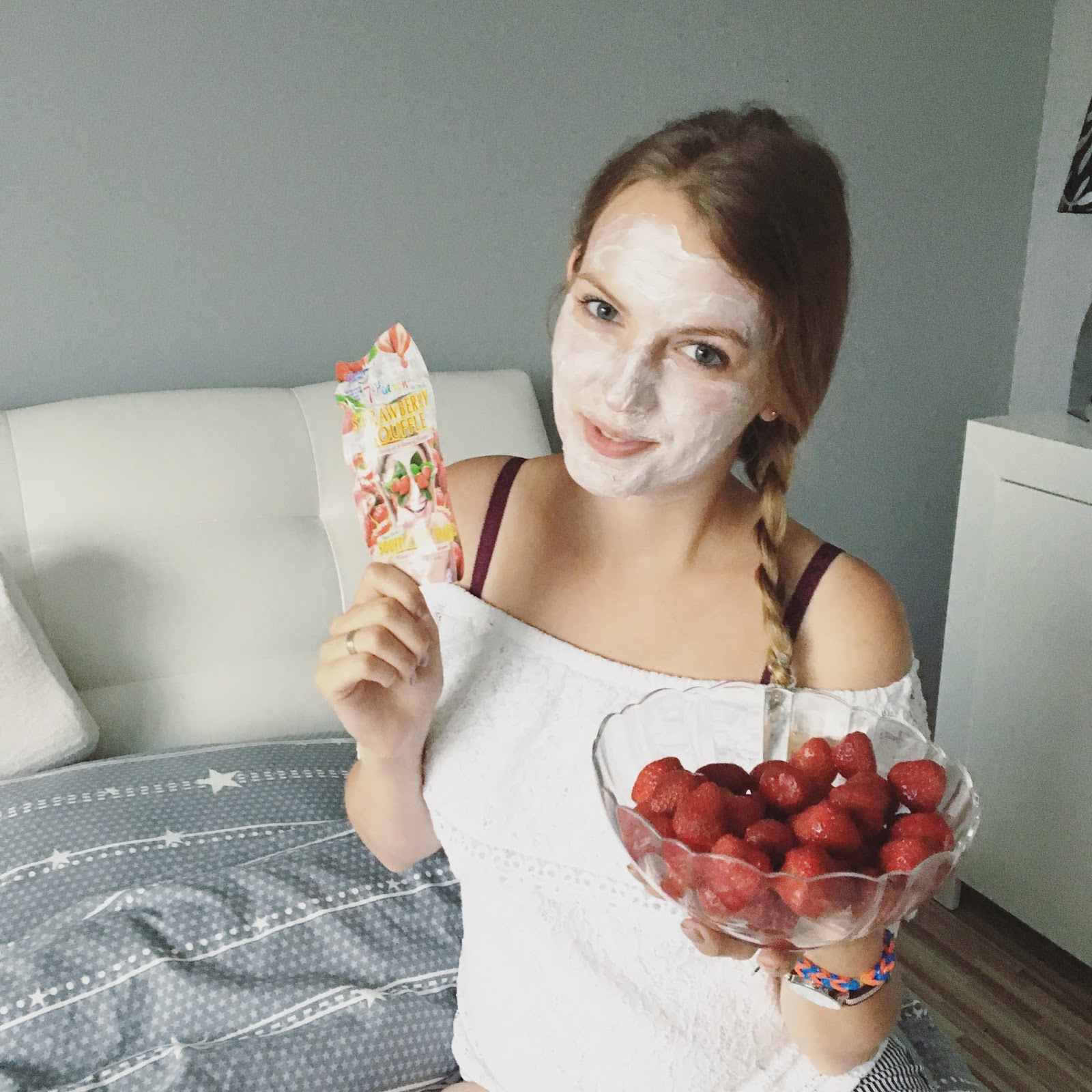 7th Haeven Strawberry Souffle
