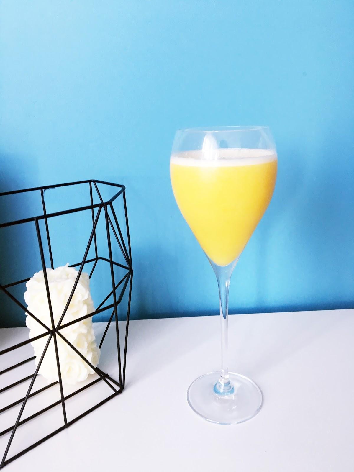 drink brzoskwiniowy