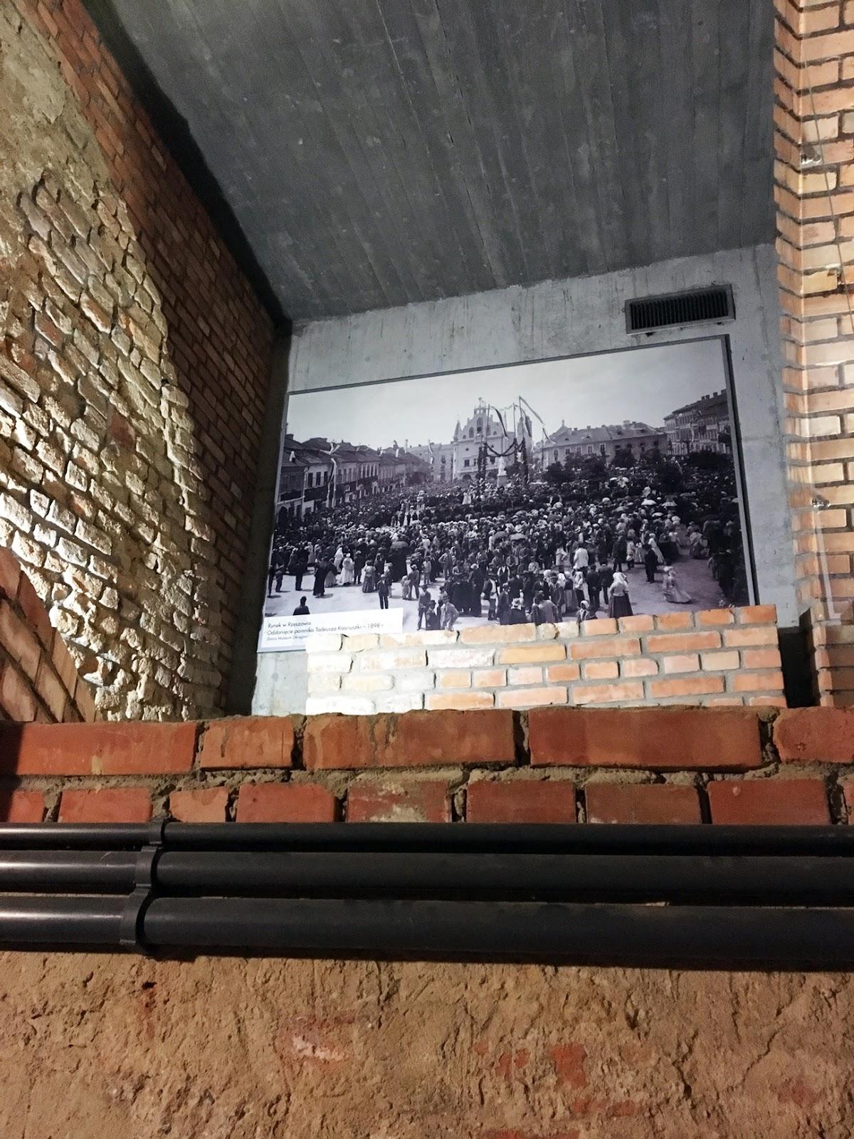 rzeszowska podziemna trasa turystyczna