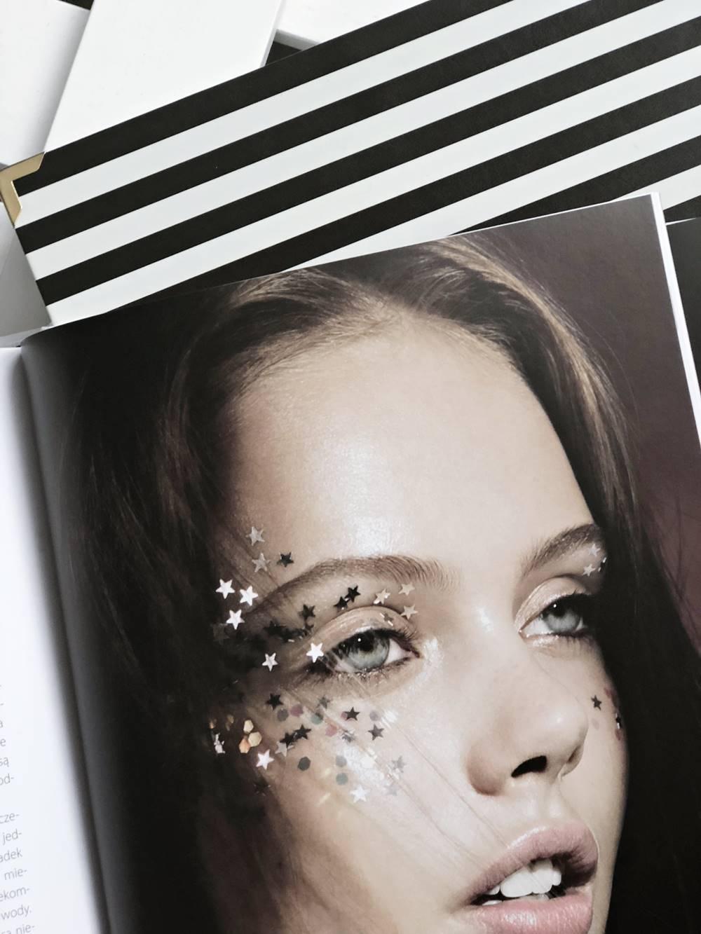 historia makijażu książka