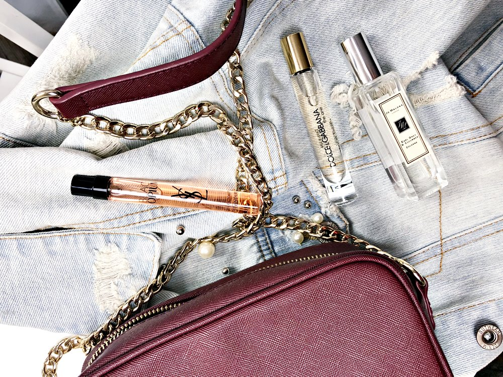 perfumy do torebki