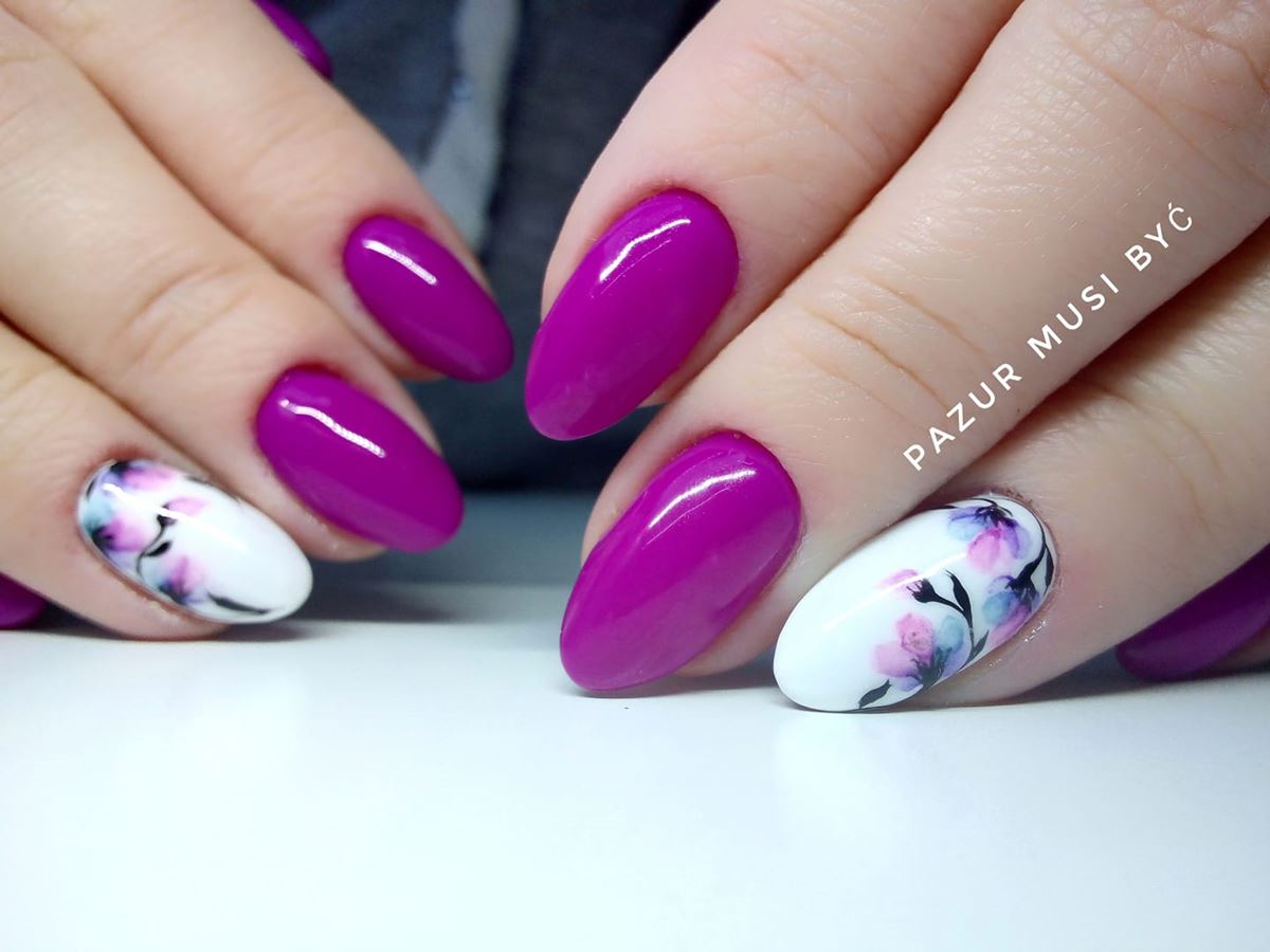 piękne paznokcie zdjęcia