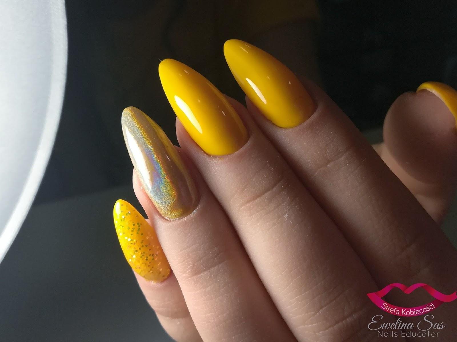 żółte hybrydy