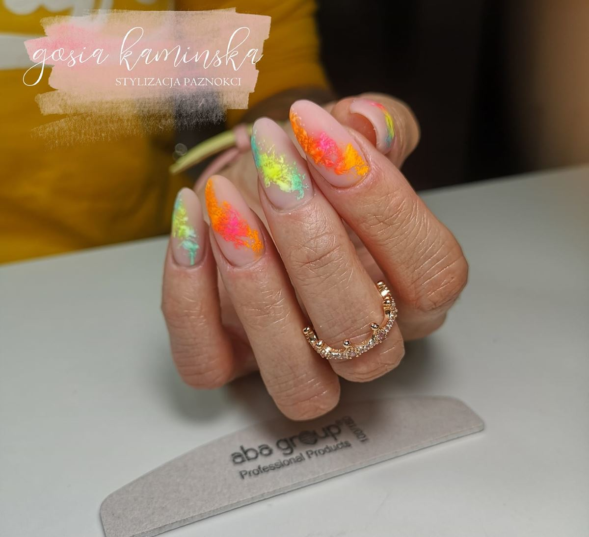 modne paznokcie zdjęcia