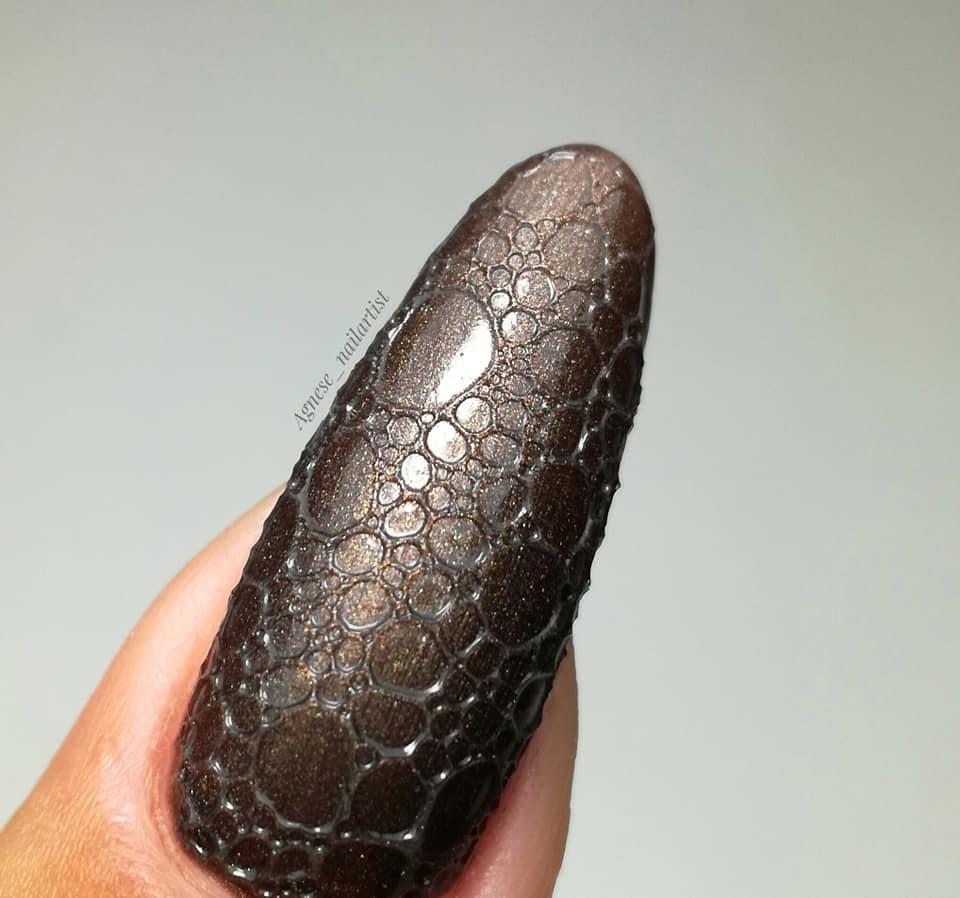 bubble nails zdjęcia