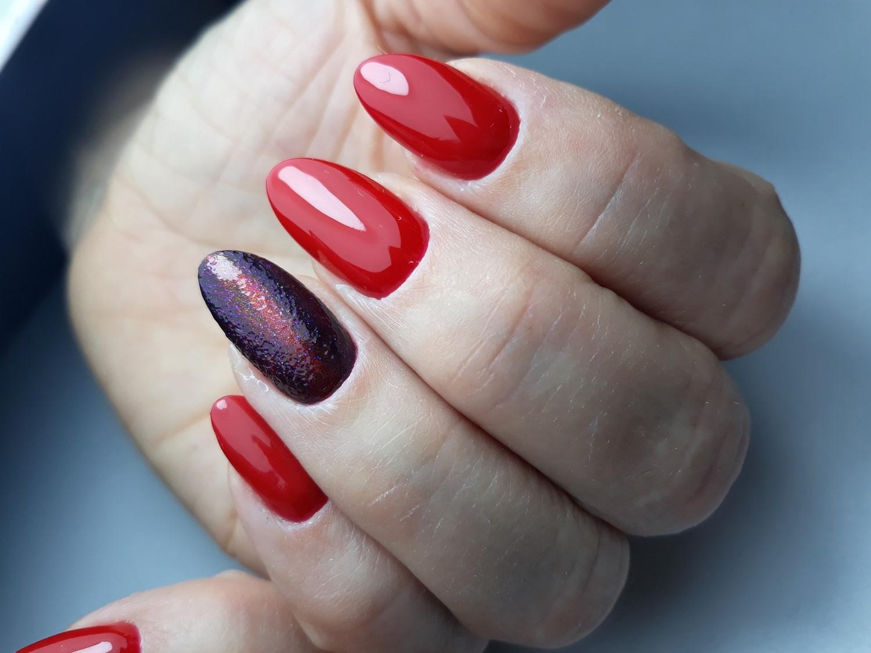 jak zrobić bubble nails na paznokciach