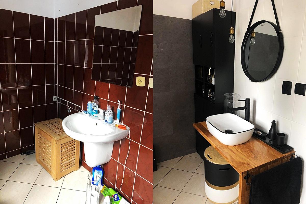 remont łazienki zdjęcia